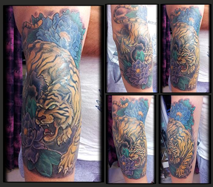 Christian tattoo artist soulshop tattoo riccione